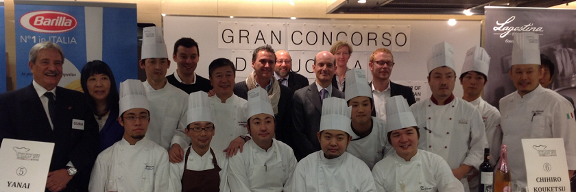Foto di Gruppo Gran Concorso di Cucina 2012