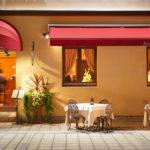 ristorante fiore esterno