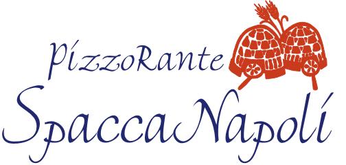 logo pizzorante spacca napoli