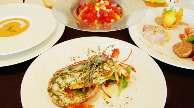 Mar Rosso dish