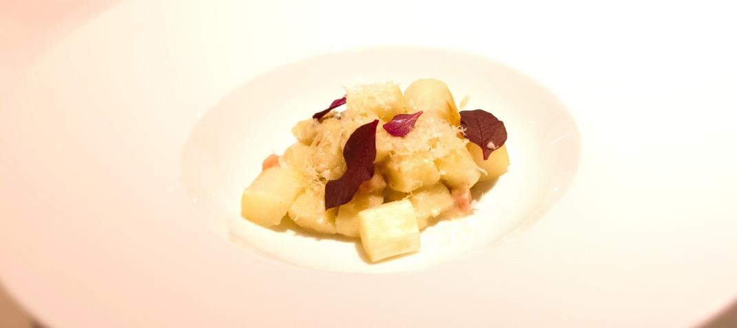 PONTE DEL PIATTO dish
