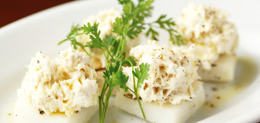 Osteria Barababao dish