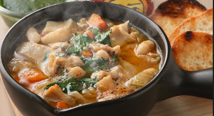 Luccolina dish