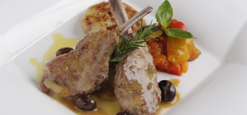 Leone Marciano dish