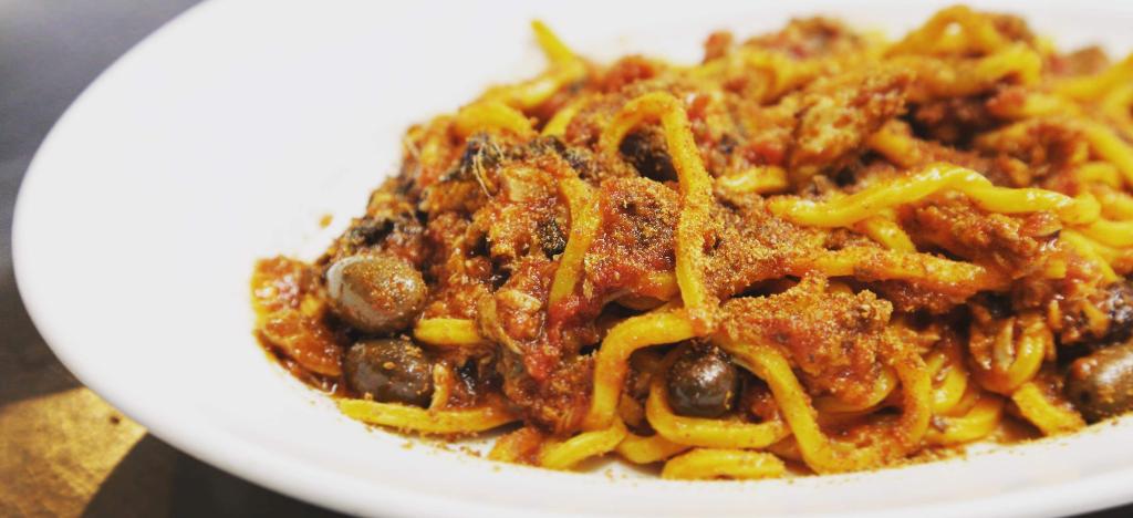 Lastricato dish