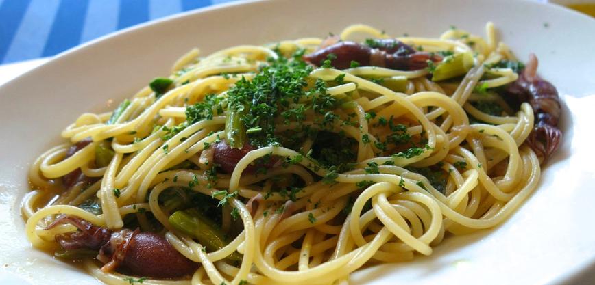 La Scogliera dish