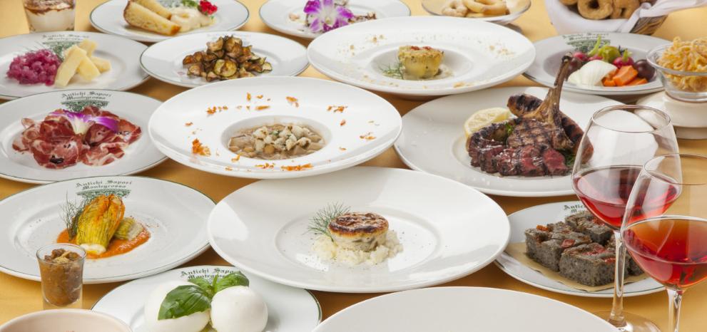 Antichi Sapori dish