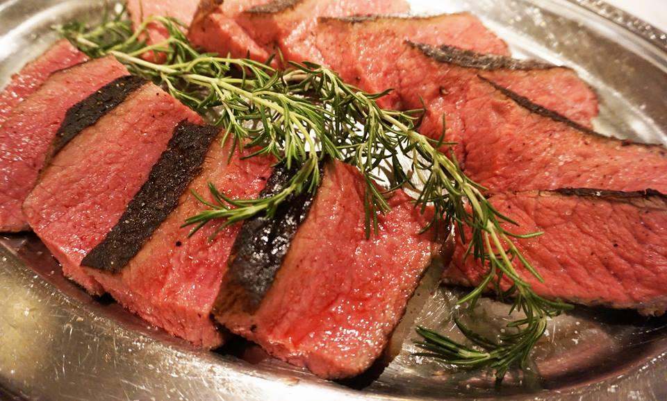 Trattoria Dal Birbante Giocondo dish meat