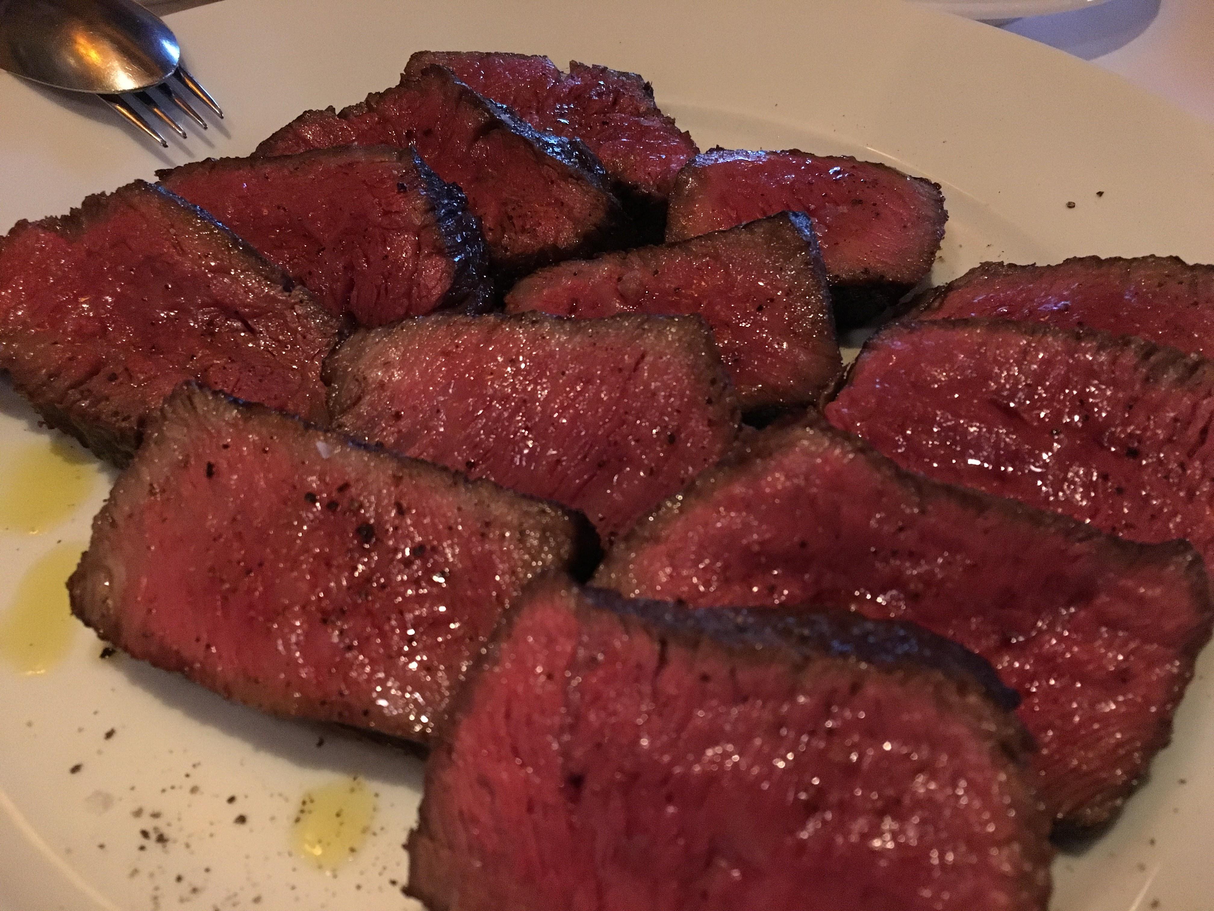 trattoria tanta bocca dish meat