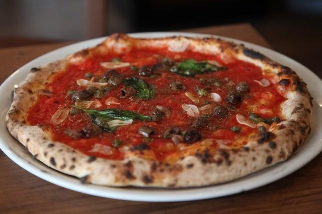 Pizzeria e trattoria Da Masaniello dish pizza