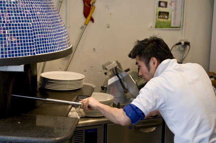 da achiu chef forno