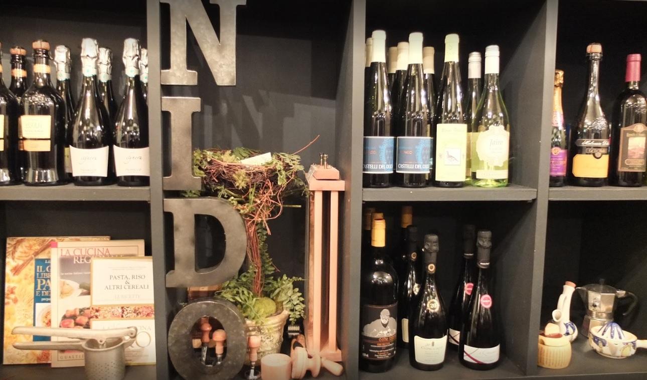nido interio wine
