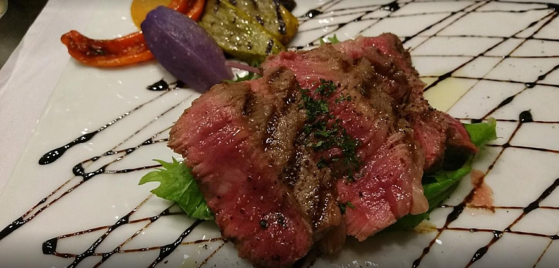 osteria da sivalno dish steak