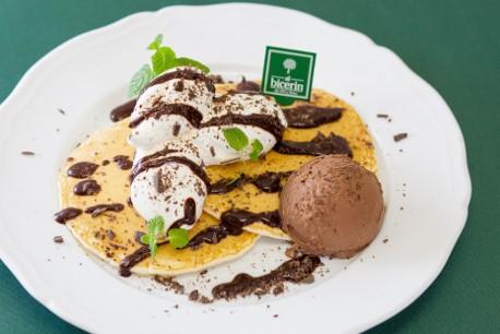 bicerin shinjuku dish dessert
