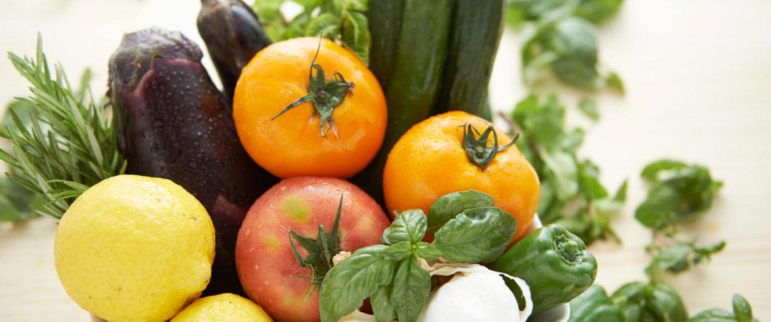 domenica d'oro dish vegetables