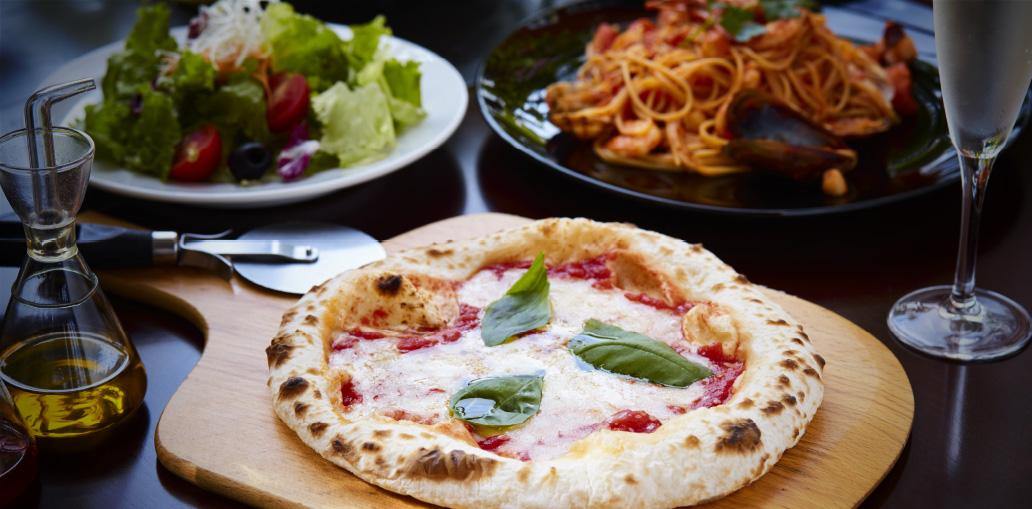 pizzeria gino pizza 2