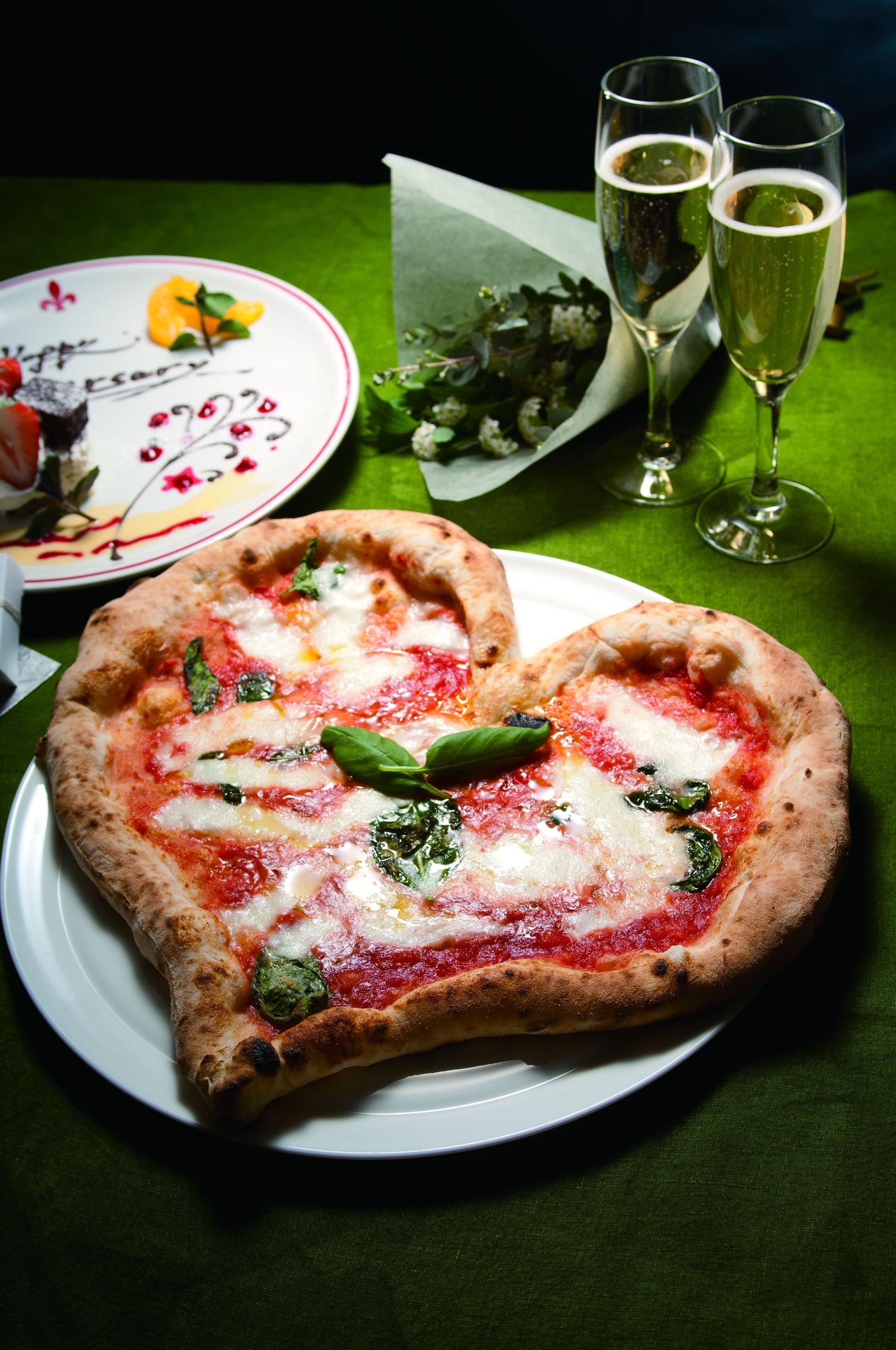 pizza firenze omotesando cuore